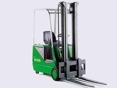 Forklift trucks for hire