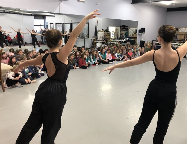 Ballet Theatre Company - West Hartford, CT - Outreach