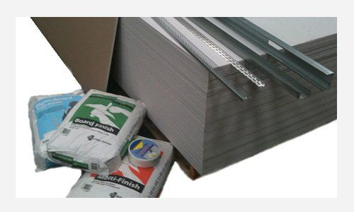 Dry lining products