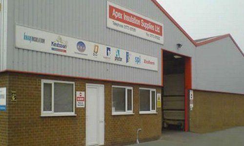 Apex Insulation Supplies Ltd office