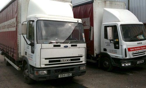 Insulation product delivery