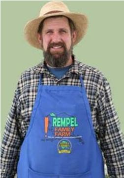 Rempel Family Farm owner - Mark Rempel