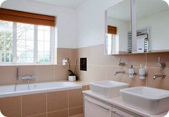 plumbing emergency - Bristol, Swindon, Wales - ACW Maintenance Services - newly installed bathroom