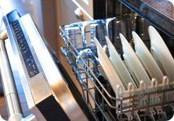 water softener solutions - Bristol, Swindon, Wales - ACW Maintenance Services - dishwasher