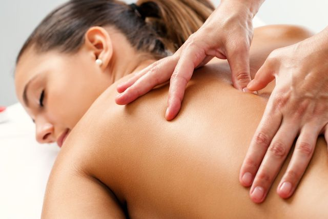 Massage Therapy Greenville, SC