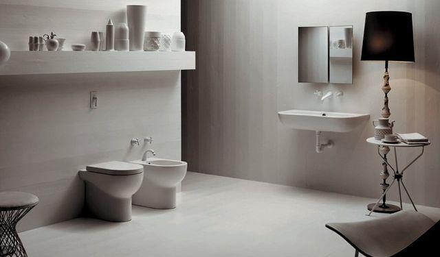 bagno stile classico
