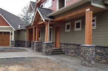 Exterior Masonry — Quality Home Improvements in Kitsap County, WA