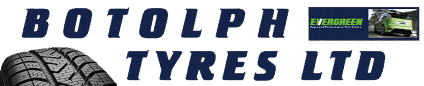 Botolph Tyres Ltd logo