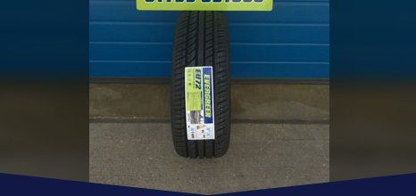 high-quality tyre