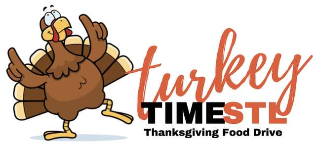 Turkey Time STL event for Loaves and Fishes for St. Louis