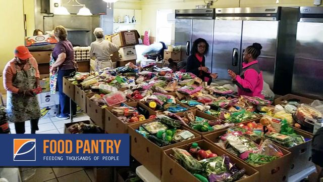 Maryland Heights, Mo Food Pantry serving families in poverty