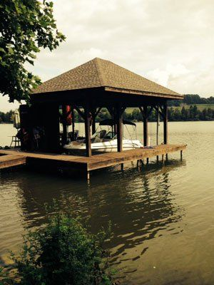 The Roofing & Supply Co  | Boat Dock Supplies | Chattanooga, TN