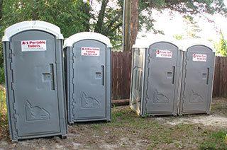 Porta Potty Rental Fayetteville, NC