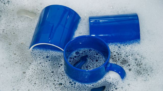 A sink waiting to be unblocked by Thames Valley plumbers
