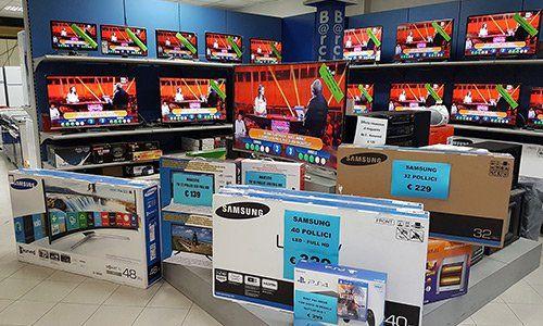 televisioni in vendita nel nostro negozio