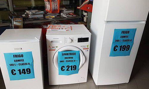 lavatrici e frigoriferi disponibili, Elettrodomestici Barchitta, Barcellona Pozzo Di Gotto, Messina