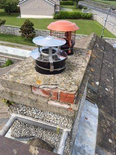 Chimney pot installations