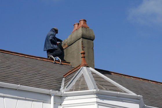 Chimney sweeping projects