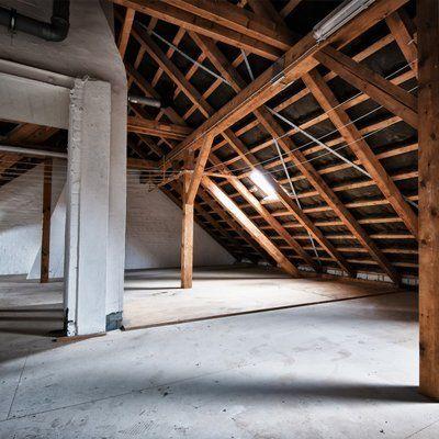 Ventilated loft