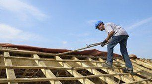 roofing replacement contractor - Helotes & Converse, TX