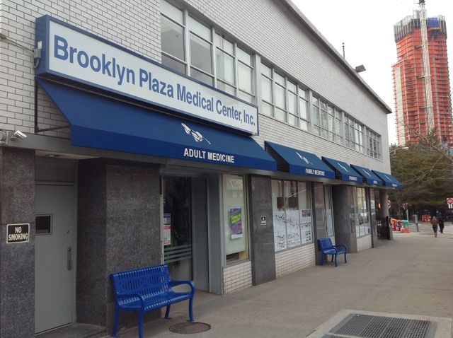 Brooklyn Plaza Medical Center