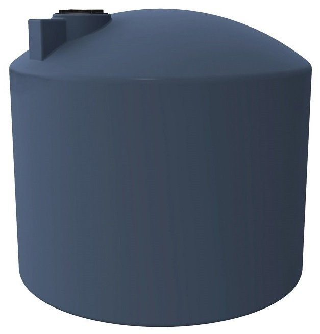 13500-Litre-Round-Poly-Water-Tank-Brisbane-QLD