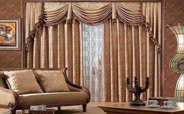 Interior of vintage home