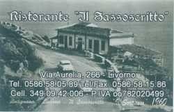 Ristoranti - Livorno - Il Sassoscritto