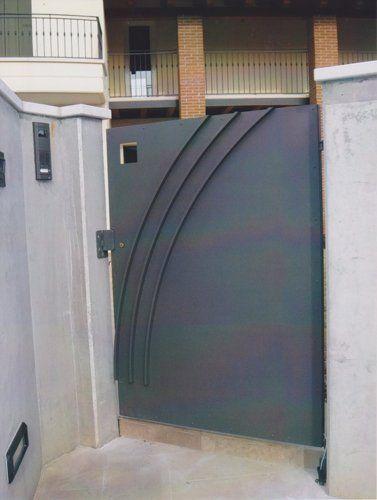 serramenti in metallo