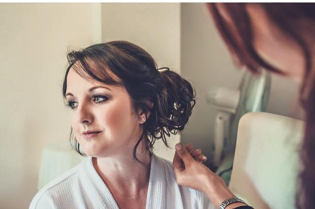 Bridal Hair and Makeup Artist Liverpool