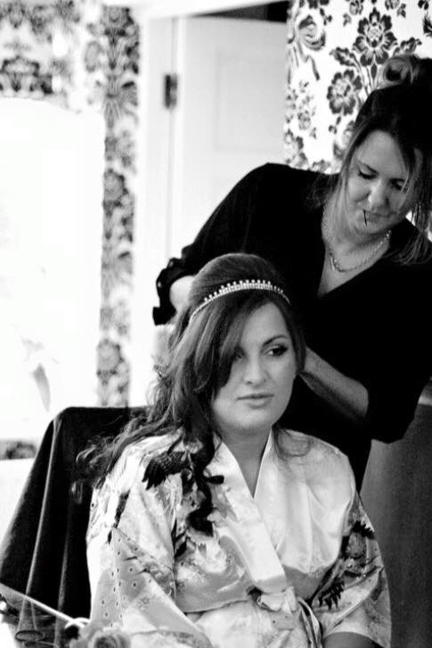 Bridal Hair and Makeup Artist Manchester