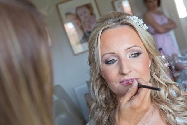 Bridal Makeup Artist Liverpool