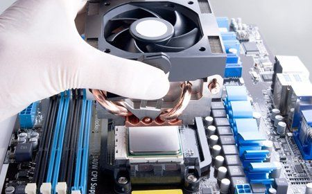 Faulty hard drive repairs