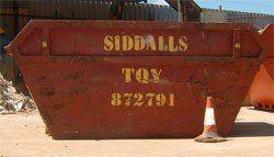 10 tonne skip hire