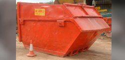 12 cubic yard skip hire