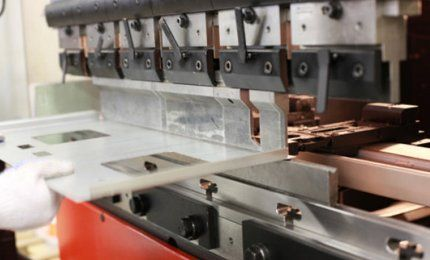 sheet manufacturing equipment