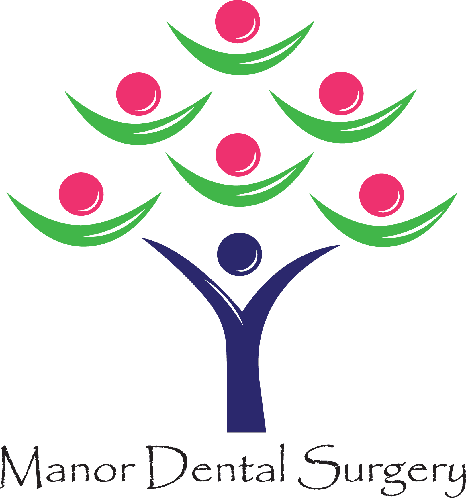 Manor Dental Surgery logo