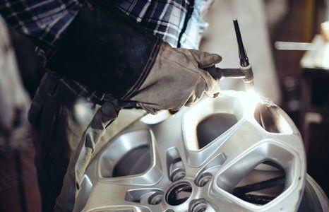 Expert welding