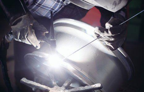 Wheel repairs and more