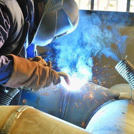 Specialist welding services
