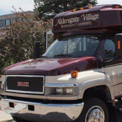 Aldersgate Village Transportation