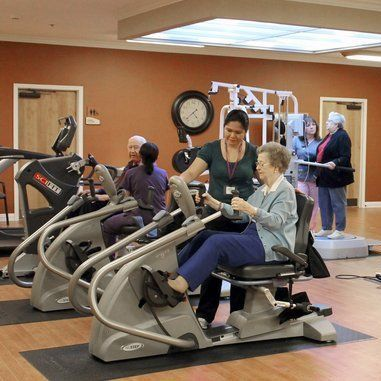 Aldersgate Village State of the Art Recovery Center