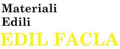 Materiali edili EDIL FACLA logo