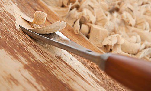 strumento per lavorazione del legno