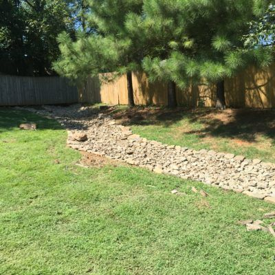 Drainage Services | Fort Smith, AR | Express Tree & Landscaping