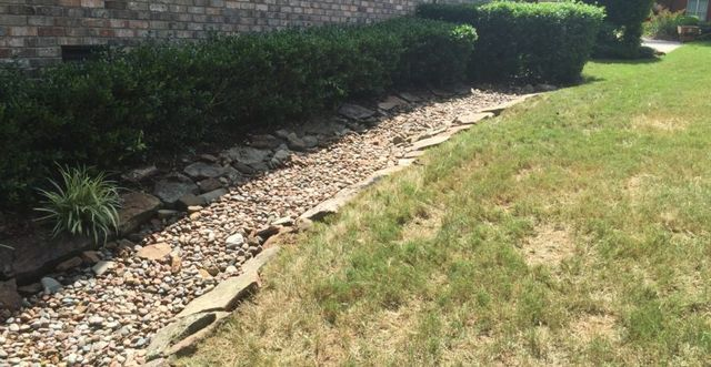 Drainage Services | Fort Smith, AR | Express Tree