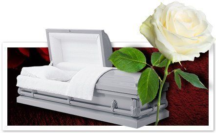 Economy Funeral Home Package with Casket
