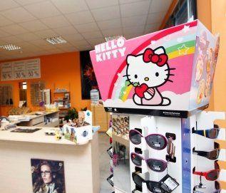occhiali Hello Kitty