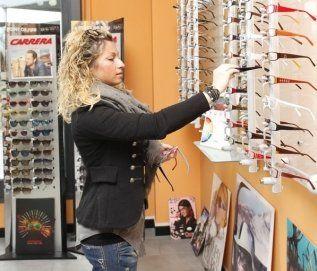 occhiali da vista in promozione