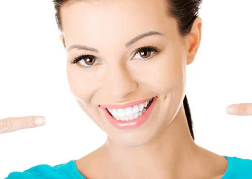 Professional dental cleaning